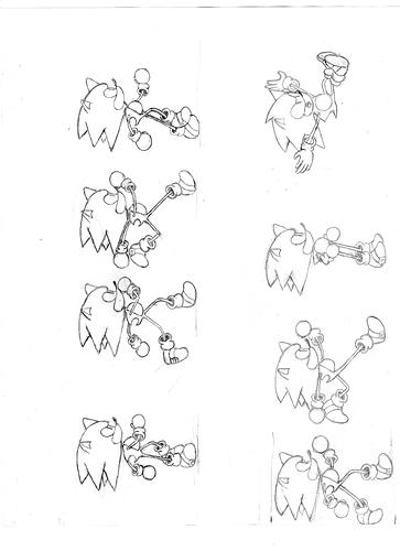 Sprite sheet